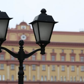 Moscow Lubyanka square in the documentary Generation of Change (© Arte, MDR, Looks Film & TV)