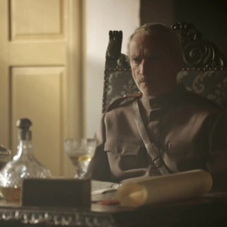 Grigory Kofmann as Leonid Zakatov in episode 7 of Small Hands in a Big War (© Looks Film & TV).