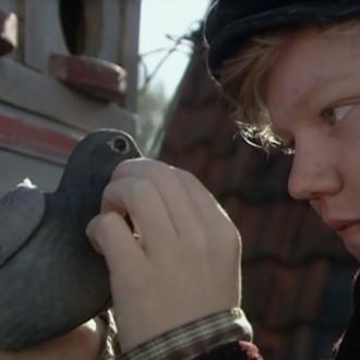 Jorik Prins als Pieter Vos in aflevering 4 van 13 in de oorlog (© NTR)
