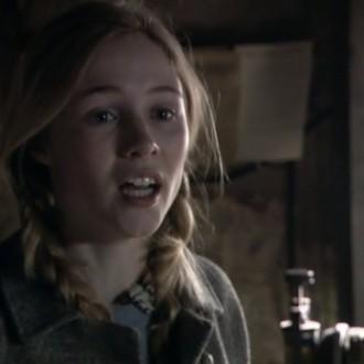 Sigrid ten Napel als Els Mulder in aflevering 5 van 13 in de oorlog (© NTR)