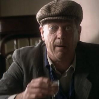 Joop Wittermans als Gerrit Haveman in aflevering 9 van 13 in de oorlog (© NTR)