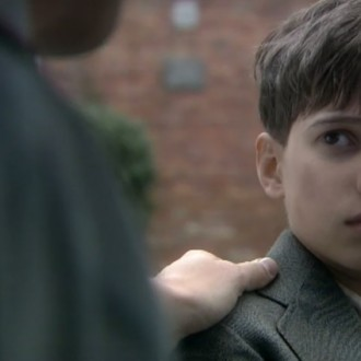 Ruben Renet als David in aflevering 13 van 13 in de oorlog (© NTR)