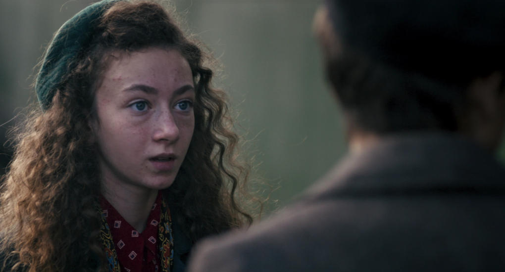 Mina Christ als Sandrine Morel in aflevering 3 van Kids of Courage (© SWR, Looks Film & TV).