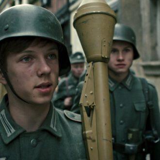 Arved Friese als Justus en Elias Eisold als Walter in aflevering 7 van Kids of Courage (© SWR, Looks Film & TV).