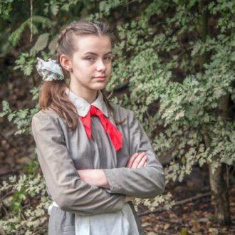 Christina Chorowska als Tamara in aflevering 6 van Kids of Courage (© SWR, Looks Film & TV).