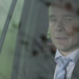 Michel Sluysmans als Bernard Kroes in aflevering 2 van Moordvrouw (© Endemol Nederland)