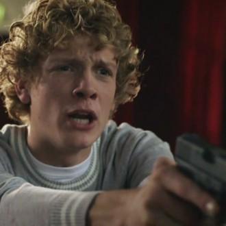 Martijn Lakemeier als Olaf Bremer in aflevering 4 van Moordvrouw (© Endemol Nederland)