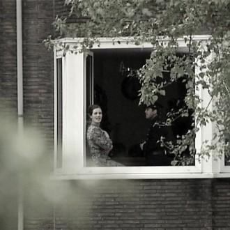 Ruth Bakker als Buurvrouw Rosenberg in de film Reconstructie voor het 48 Hour Film Project 2010 Amsterdam