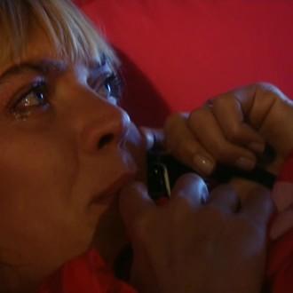 Medina Schuurman als Donna de la Fuentera in aflevering 54 van Rozengeur & Wodka Lime (© Endemol Nederland)