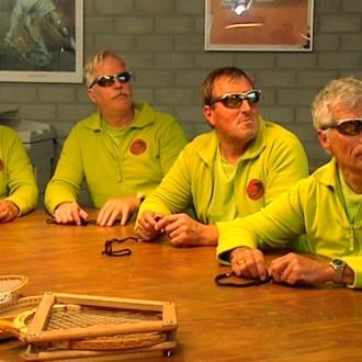 Scheidsrechters in opleiding in aflevering 10 van Sportlets (© Workout Factory BV)