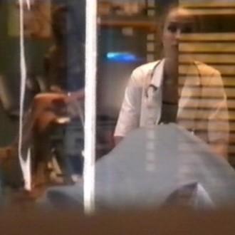 Marguerite de Brauw als Claire Bronkhorst in aflevering 5 van Trauma 24/7 (© Endemol Nederland)