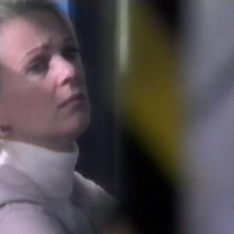 Mary-Lou van Steenis als Irma van der Weijden in aflevering 9 van Trauma 24/7 (© Endemol Nederland)