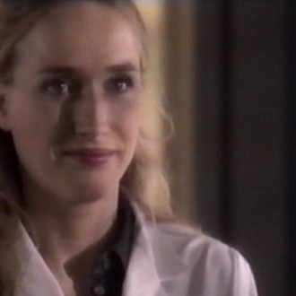 Marguerite de Brauw als Claire Bronkhorst in aflevering 15 van Trauma 24/7 (© Endemol Nederland)