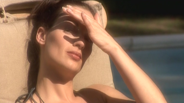 Miryanna van Reeden als Charlotte Noordermeer in aflevering 90 van Westenwind (© Endemol Nederland)